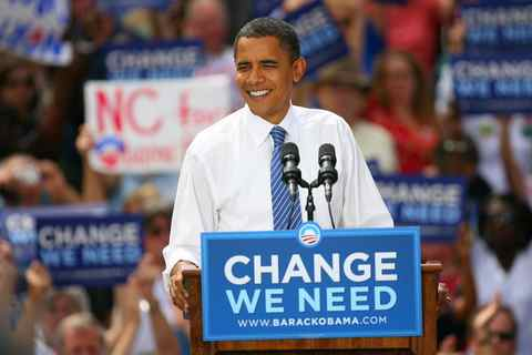 Obama - Change We Need
